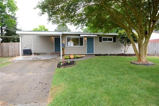 5009 Whitman Ln, Virginia Beach, VA 23455 (#10381579) :: Berkshire Hathaway HomeServices Towne Realty