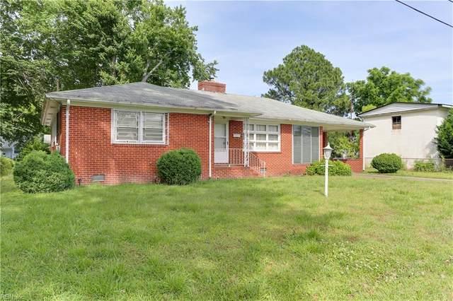 710 Gary Ln, Hampton, VA 23661 (MLS #10381583) :: AtCoastal Realty