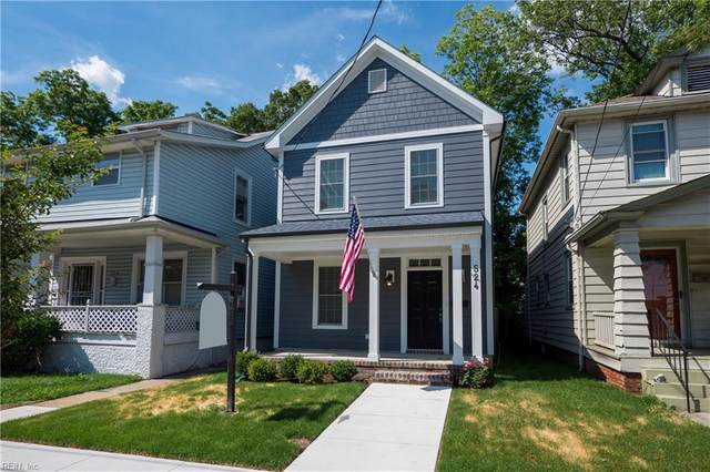 419 W 30th St, Norfolk, VA 23508 (MLS #10381587) :: Howard Hanna Real Estate Services
