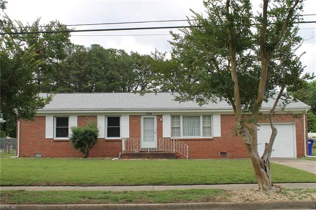 208 Pefley Dr, Norfolk, VA 23502 (#10381603) :: Atkinson Realty