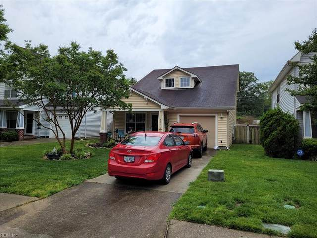 403 Tyler Ave, Newport News, VA 23601 (#10381611) :: Berkshire Hathaway HomeServices Towne Realty
