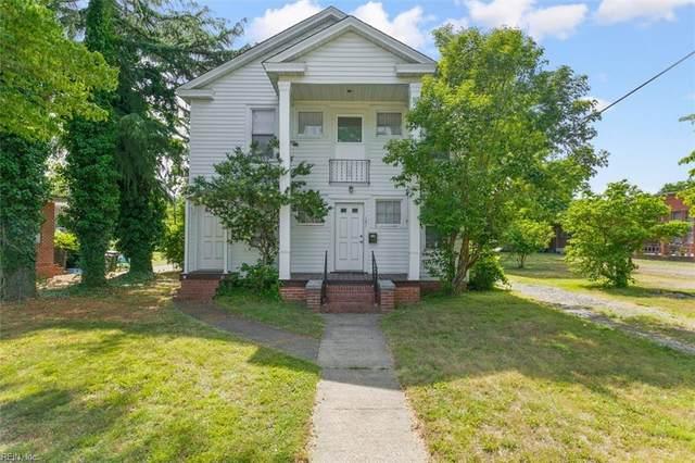 161 Alleghany Rd, Hampton, VA 23661 (MLS #10381652) :: AtCoastal Realty