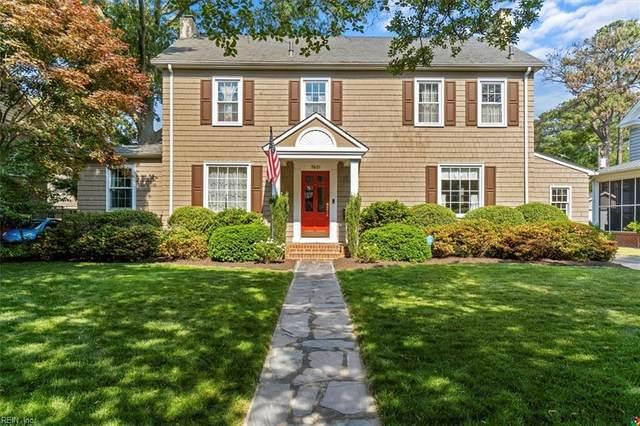 7601 Gleneagles Rd, Norfolk, VA 23505 (#10381662) :: Crescas Real Estate