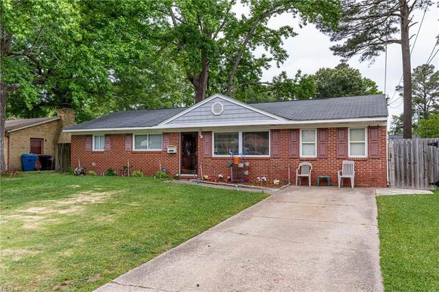 3436 Stancil St, Virginia Beach, VA 23452 (#10381680) :: Berkshire Hathaway HomeServices Towne Realty