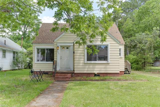 705 Beach Rd, Hampton, VA 23664 (MLS #10381684) :: Howard Hanna Real Estate Services
