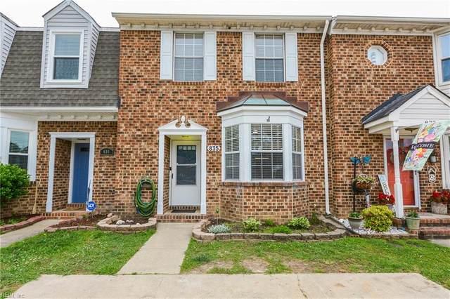 835 Mill Landing Rd, Chesapeake, VA 23322 (#10381686) :: Berkshire Hathaway HomeServices Towne Realty