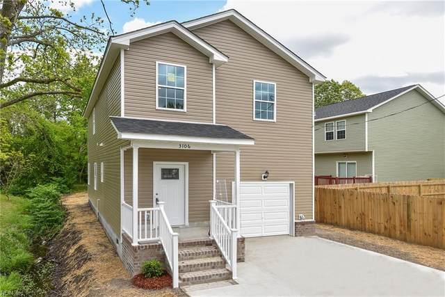 105 E County St, Hampton, VA 23663 (#10381705) :: Berkshire Hathaway HomeServices Towne Realty