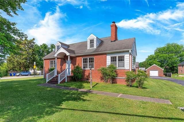 15647 Warwick Blvd, Newport News, VA 23608 (#10381735) :: RE/MAX Central Realty