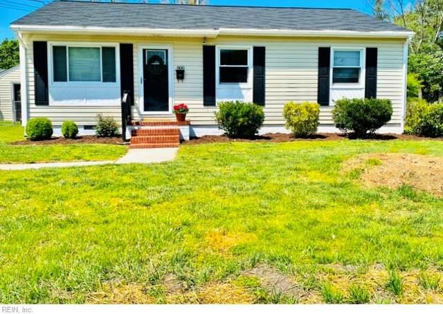 800 Thames Dr, Hampton, VA 23666 (#10381738) :: Berkshire Hathaway HomeServices Towne Realty