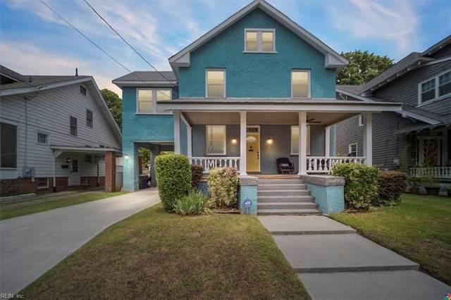 422 New York Ave, Norfolk, VA 23508 (#10381740) :: Crescas Real Estate