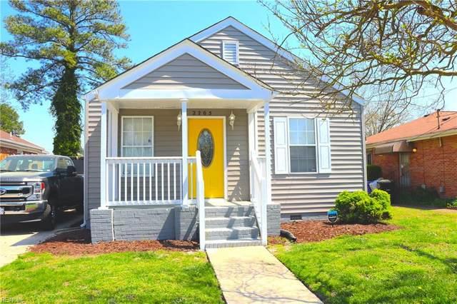 2205 Piedmont Ave, Portsmouth, VA 23704 (#10381774) :: Atlantic Sotheby's International Realty