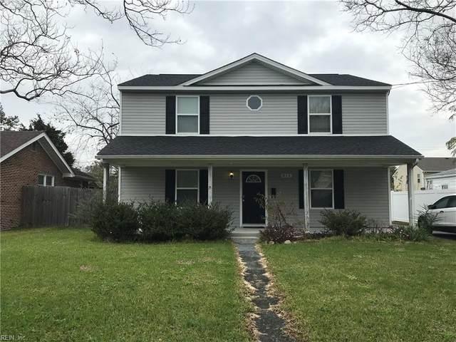 812 Johnstons Rd, Norfolk, VA 23513 (MLS #10381850) :: Howard Hanna Real Estate Services