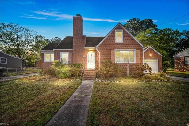 28 Westminister Dr, Hampton, VA 23666 (#10381879) :: Berkshire Hathaway HomeServices Towne Realty
