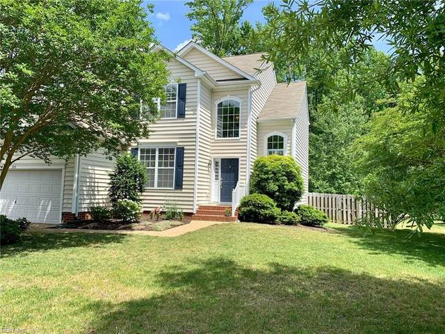 205 Spinnaker Way, York County, VA 23185 (#10381882) :: The Bell Tower Real Estate Team