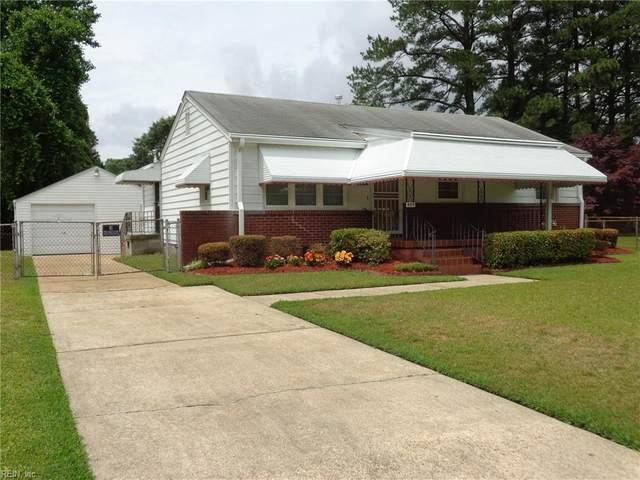 409 Felton Rd, Portsmouth, VA 23701 (#10381905) :: Berkshire Hathaway HomeServices Towne Realty