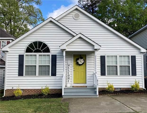 813 Tahoe Trl, James City County, VA 23188 (#10381941) :: Berkshire Hathaway HomeServices Towne Realty