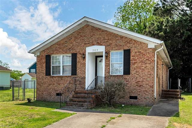 305 N 5th St, Suffolk, VA 23434 (#10381943) :: Berkshire Hathaway HomeServices Towne Realty