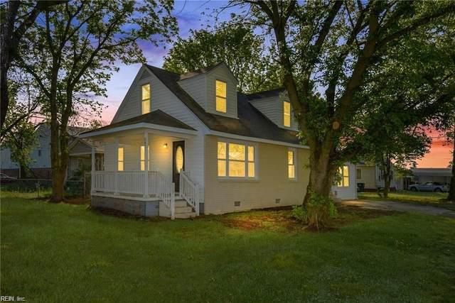 3821 S Cape Henry Ave, Norfolk, VA 23502 (MLS #10382005) :: AtCoastal Realty