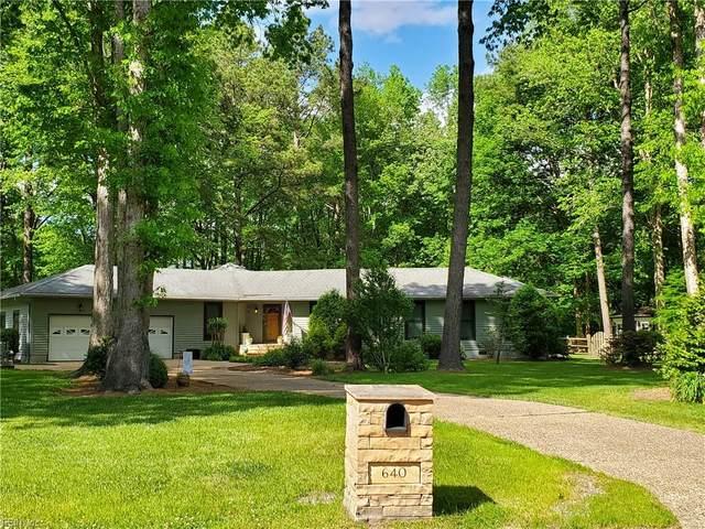 640 Ravenwoods Dr, Chesapeake, VA 23322 (#10382009) :: RE/MAX Central Realty