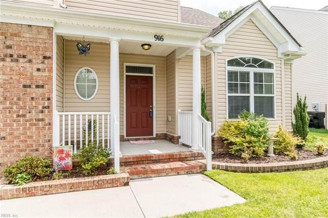 916 Breck Ct, Virginia Beach, VA 23464 (#10382016) :: Crescas Real Estate