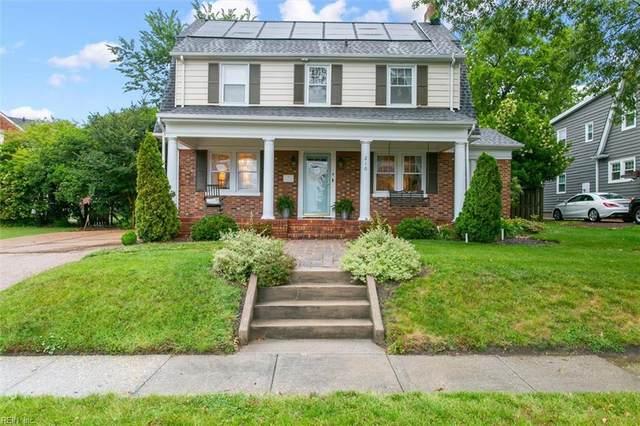 210 Hilton Ter, Newport News, VA 23601 (#10382059) :: Berkshire Hathaway HomeServices Towne Realty