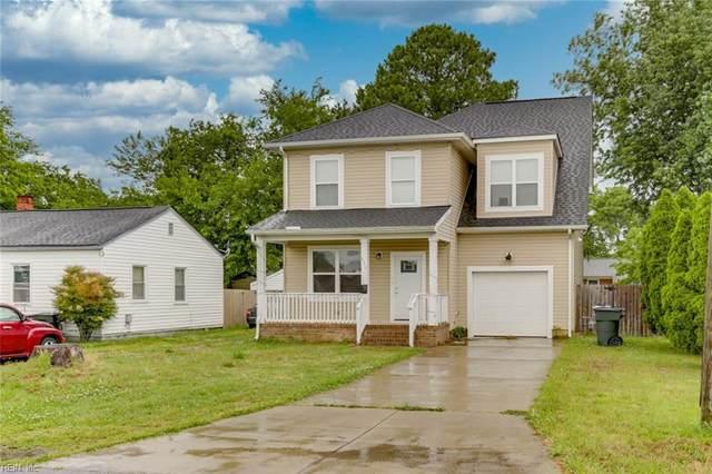 434 Benthall Rd, Hampton, VA 23664 (#10382069) :: Berkshire Hathaway HomeServices Towne Realty