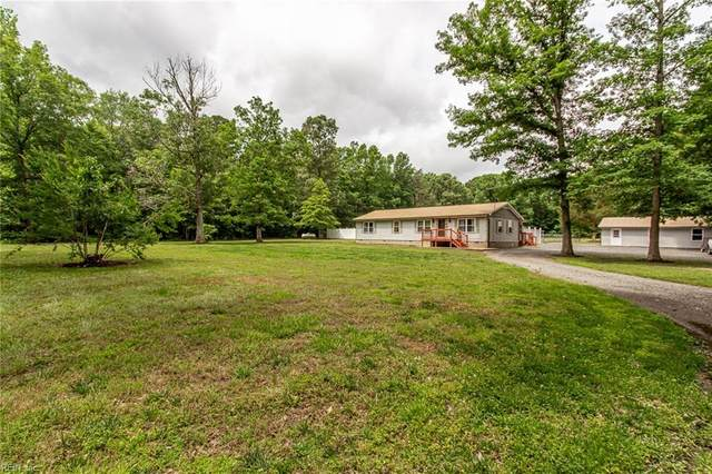 423 Oak Ln, King & Queen County, VA 23156 (#10382090) :: RE/MAX Central Realty