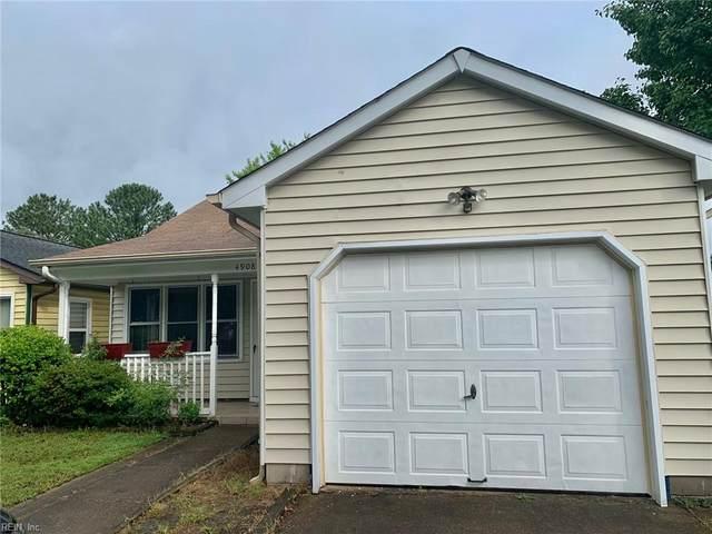 4908 Rugby Rd, Virginia Beach, VA 23464 (MLS #10382103) :: Howard Hanna Real Estate Services