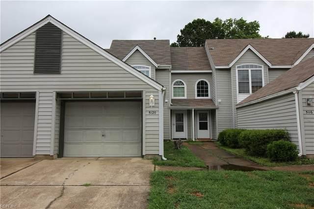 5120 Glenwood Way, Virginia Beach, VA 23456 (#10382111) :: Berkshire Hathaway HomeServices Towne Realty