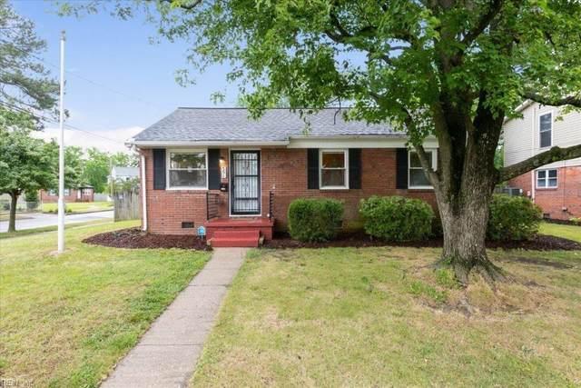 561 Garren Ave, Norfolk, VA 23509 (MLS #10382116) :: Howard Hanna Real Estate Services