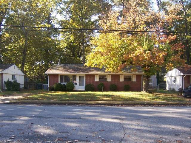428 Beaumont Dr, Hampton, VA 23669 (#10382121) :: The Kris Weaver Real Estate Team