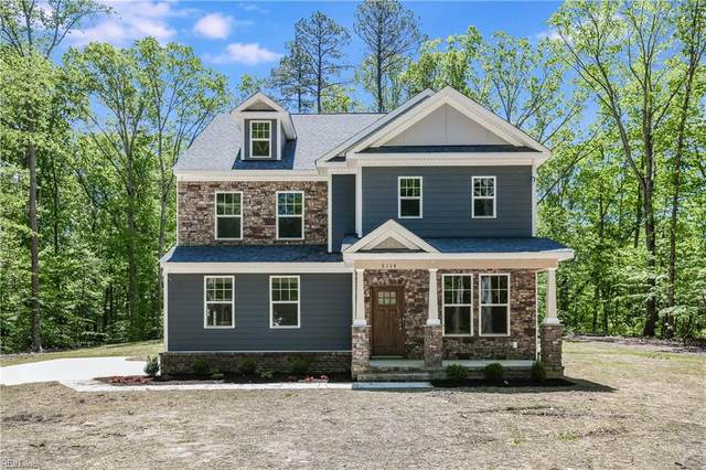 Lot 10 Fort Huger Dr, Isle of Wight County, VA 23430 (#10382145) :: Avalon Real Estate