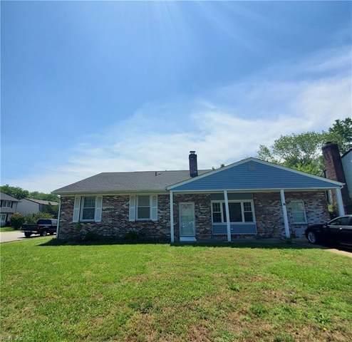 1 Tratman Ct, Hampton, VA 23666 (MLS #10382180) :: Howard Hanna Real Estate Services