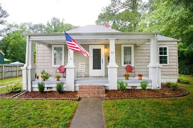 13 California Ave, Portsmouth, VA 23701 (MLS #10382189) :: Howard Hanna Real Estate Services