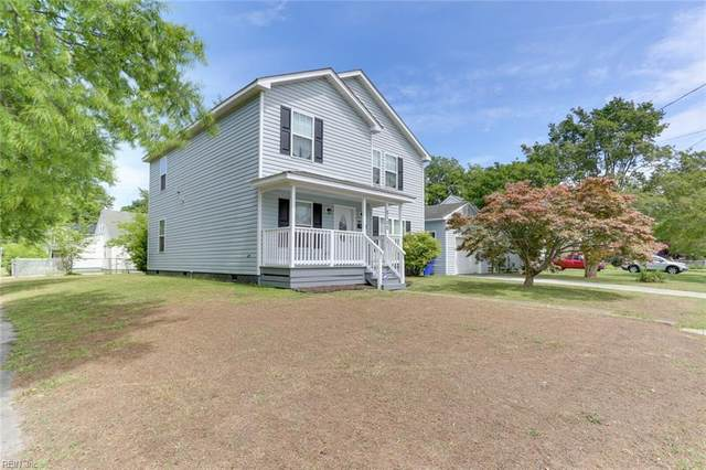 2100 Cromwell Dr, Norfolk, VA 23509 (#10382190) :: Berkshire Hathaway HomeServices Towne Realty