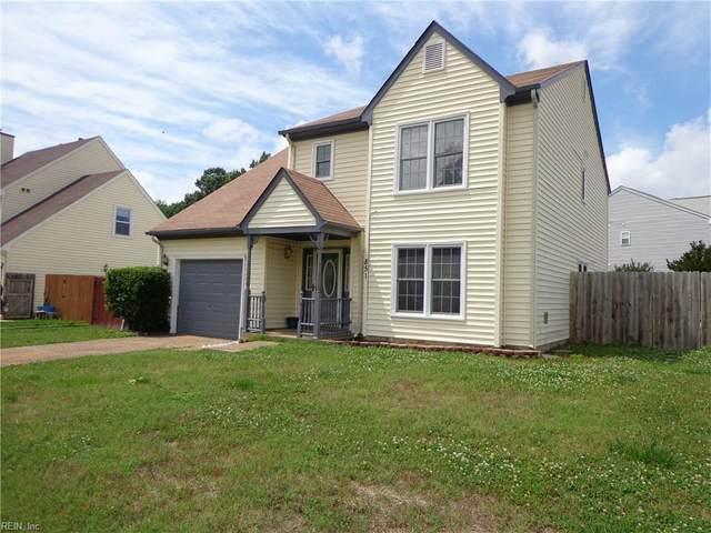 851 Weston Ct, Newport News, VA 23608 (#10382214) :: RE/MAX Central Realty
