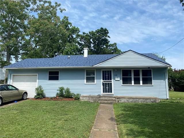 5329 Hanyen Dr, Norfolk, VA 23502 (MLS #10382231) :: Howard Hanna Real Estate Services