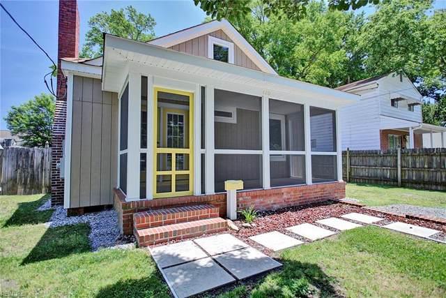 420 Raleigh Ave, Hampton, VA 23661 (#10382241) :: Berkshire Hathaway HomeServices Towne Realty