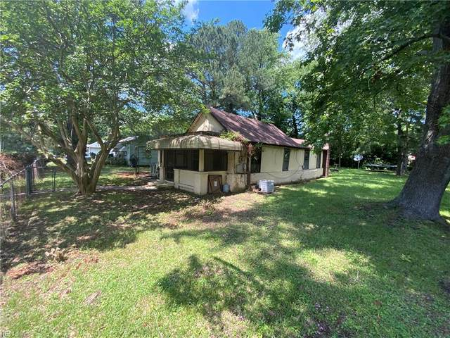 5908 Campbell St, Portsmouth, VA 23703 (#10382274) :: Berkshire Hathaway HomeServices Towne Realty