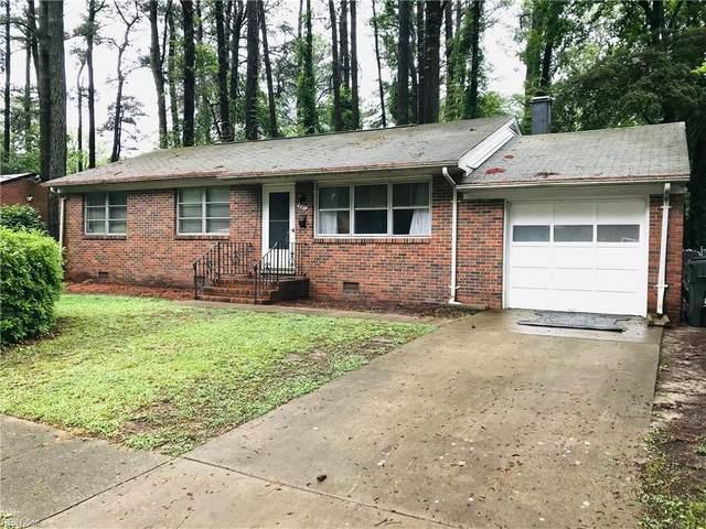 881 Corbin Rd, Norfolk, VA 23502 (MLS #10382282) :: Howard Hanna Real Estate Services