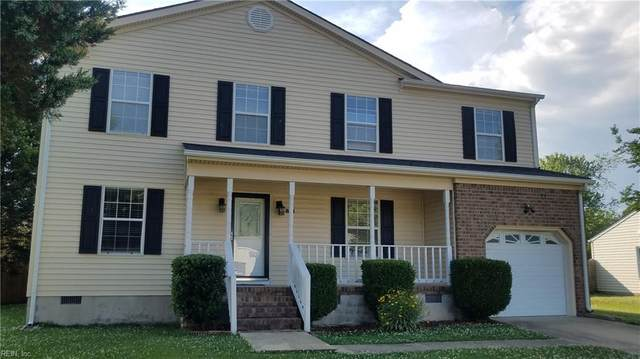 811 Garrow Rd, Newport News, VA 23608 (MLS #10382284) :: AtCoastal Realty