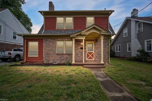 103 Baldwin Ave, Portsmouth, VA 23702 (#10382291) :: Rocket Real Estate