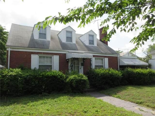 5315 Huntington Ave, Newport News, VA 23607 (MLS #10382294) :: Howard Hanna Real Estate Services