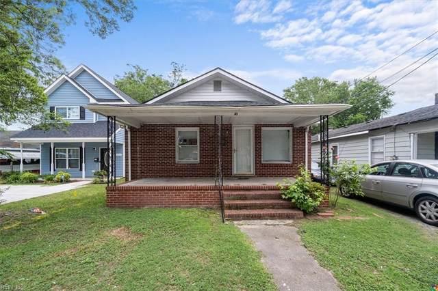 110 S 5th St, Suffolk, VA 23434 (MLS #10382377) :: Howard Hanna Real Estate Services