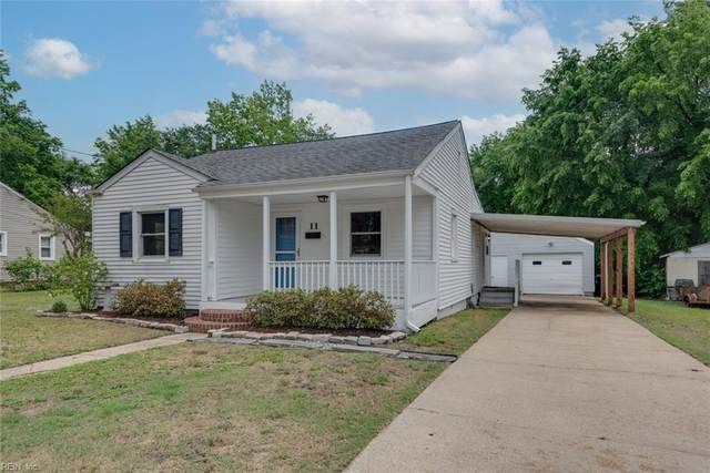 11 Mohawk Dr, Portsmouth, VA 23701 (#10382380) :: Berkshire Hathaway HomeServices Towne Realty