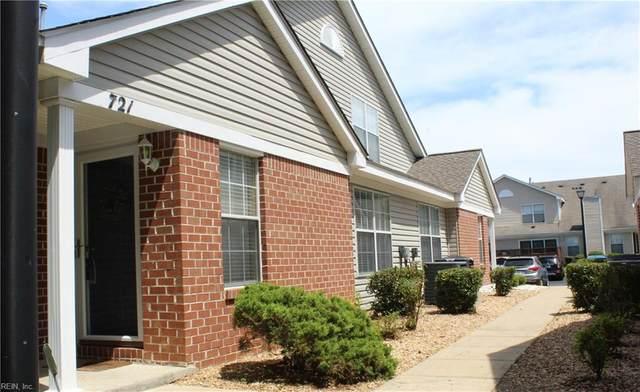 721 Oak Mill Ln #721, Newport News, VA 23602 (MLS #10382419) :: Howard Hanna Real Estate Services
