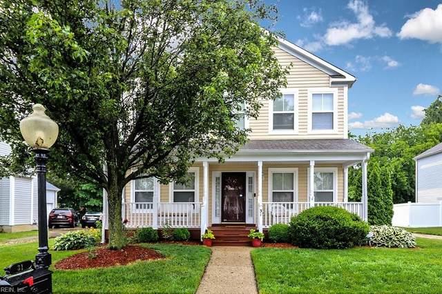 31 Regal Way, Hampton, VA 23669 (MLS #10382420) :: Howard Hanna Real Estate Services