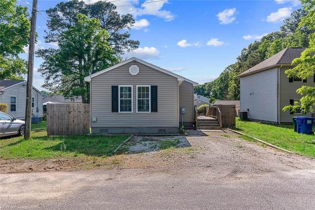 509 Reddick Rd A, Newport News, VA 23608 (#10382424) :: Encompass Real Estate Solutions
