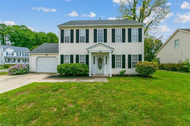 228 Cabell Dr, Newport News, VA 23602 (#10382436) :: RE/MAX Central Realty