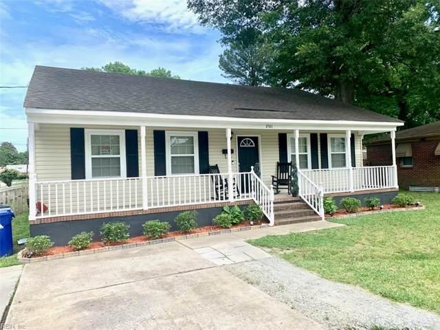 2501 Staunton Ave, Portsmouth, VA 23704 (MLS #10382443) :: Howard Hanna Real Estate Services